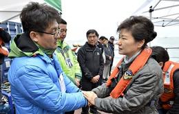 Tổng thống Hàn Quốc cam kết sẽ không để xảy ra thảm họa tương tự vụ chìm phà Sewol