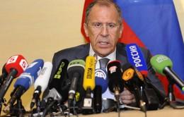 Ngoại trưởng Nga: Bầu cử Tổng thống tại Ukraine lúc này là bất thường