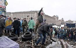 Khủng hoảng Ukraine đe dọa đà phục hồi kinh tế thế giới
