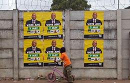 Nam Phi tiến hành tổng tuyển cử