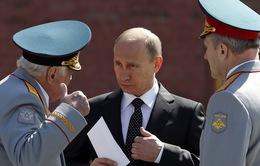 Nga diễn tập bắn thử tên lửa đạn đạo