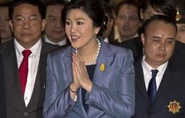 Bà Yingluck có thể bị cấm hoạt động chính trị trong 5 năm