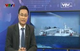 Video: Trung Quốc tổ chức hạ đặt trái phép giàn khoan xâm phạm chủ quyền Việt Nam