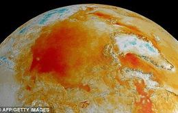 Lượng CO2 trong khí quyển cao nhất trong gần 1 triệu năm qua