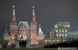 Moscow chi 4 triệu USD để ngăn mưa mừng ngày Chiến thắng 9/5