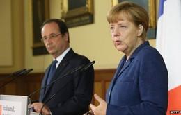 Đức, Pháp đe dọa gia tăng biện pháp trừng phạt Nga