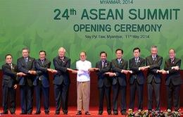 Khai mạc hội nghị cấp cao ASEAN