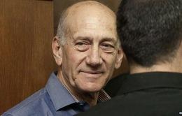 Cựu Thủ tướng Israel bị kết án 6 năm tù
