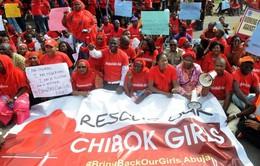 Phiến quân Boko Haram công bố video về nữ sinh Nigeria bị bắt cóc