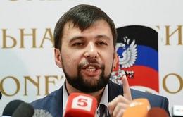 Sau trưng cầu dân ý, Donetsk và Lugansk yêu cầu được sáp nhập với Nga