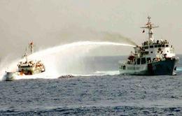 Trung Quốc: Sử dụng 86 tàu các loại bảo vệ hoạt động trái phép của giàn khoan Hải Dương-981