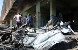 Iraq: Đánh bom đẫm máu, hàng chục người thương vong
