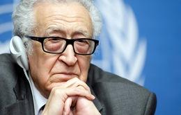 Đặc phái viên về Syria Lakhdar Brahimi từ chức