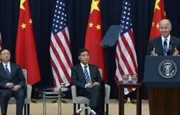 Mỹ - Trung Quốc sẽ đối thoại chiến lược vào tháng 7 tới