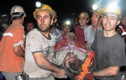 Thổ Nhĩ Kỳ: Số người thiệt mạng trong vụ nổ mỏ than tăng cao