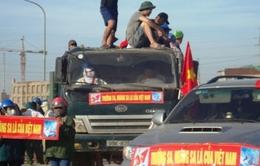 Khởi tố vụ xô xát ở Khu kinh tế Vũng Áng, Hà Tĩnh