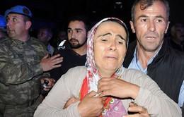 Nổ mỏ than ở Thổ Nhĩ Kỳ: Tắt dần hi vọng tìm thấy người sống sót