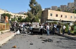 Tư lệnh phòng không Syria thiệt mạng gần Thủ đô Damascus