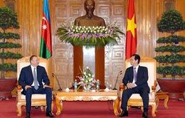Việt Nam-Azerbaijan: Tăng cường hợp tác nhiều mặt
