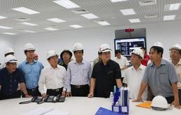 Phó Thủ tướng Hoàng Trung Hải kiểm tra khu kinh tế Vũng Áng – Hà Tĩnh