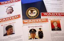 Mỹ truy tố 5 sỹ quan Trung Quốc tội hoạt động gián điệp mạng