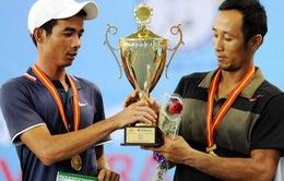Chung kết giải quần vợt vô địch nam toàn quốc 2014