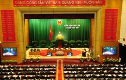 Quốc hội thảo luận về tình hình biển Đông