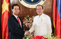 Báo chí Philippines đồng loạt đưa tin về chuyến thăm của Thủ tướng Nguyễn Tấn Dũng