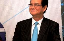 Thủ tướng tham dự Diễn đàn Kinh tế Thế giới về Đông Á
