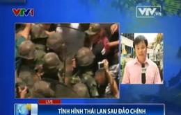 Chính quyền quân sự Thái Lan đình chỉ Luật dân sự