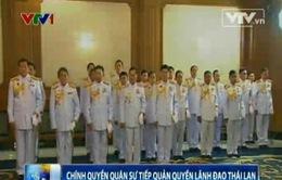 Chính quyền quân sự tiếp quản quyền lãnh đạo Thái Lan