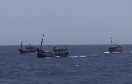 Báo chí thế giới đồng loạt đưa tin về vụ Trung Quốc đâm chìm tàu cá Việt Nam