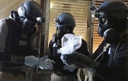 11 nhân viên Tổ chức cấm vũ khí hóa học bị bắt cóc ở Syria