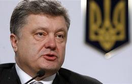 Ukraine sẵn sàng đối thoại với Nga
