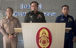 Chính quyền quân sự Thái Lan họp báo quốc tế