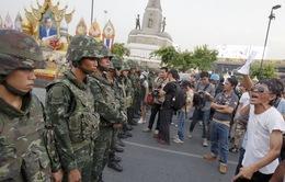 Quân đội Thái Lan cấm mọi cuộc biểu tình