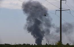 Máy bay quân sự Ukraine bị bắn hạ, ít nhất 14 người thiệt mạng