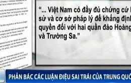 Đại sứ Việt Nam tại Indonesia phản bác các luận điệu sai trái của Trung Quốc