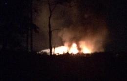Mỹ: Máy bay rơi, 7 người thiệt mạng