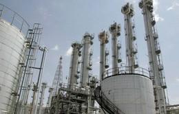 Iran cải thiện tính minh bạch về chương trình hạt nhân