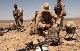 Jordan: Diễn tập đối phó với vũ khí hóa học