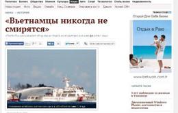 Báo Nga khẳng định chủ quyền của Việt Nam đối với Hoàng Sa