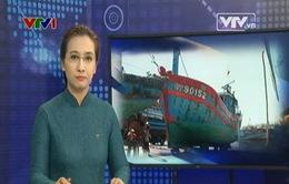 Cận cảnh hình ảnh tàu Trung Quốc đâm chìm tàu cá Việt Nam (VIDEO)
