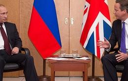 Phương Tây gửi thông điệp đến Tổng thống Nga bên lề lễ kỉ niệm ở Normandy