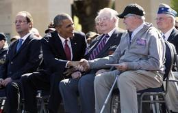 Kỷ niệm 70 năm ngày quân Đồng minh đổ bộ vào Normandy