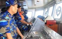 Lực lượng Cảnh sát Biển thi đua yêu nước