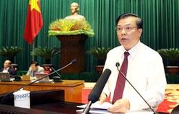 Bộ trưởng Đinh Tiến Dũng trả lời chất vấn về nợ công, khả năng trả nợ