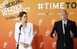 Anh: Khai mạc Hội nghị chống bạo lực tình dục với phụ nữ