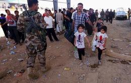 Thành phố lớn thứ hai Iraq rơi vào tay phần tử nổi dậy