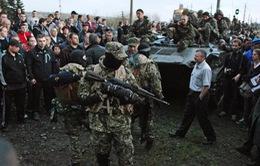Ukraine theo đuổi kế hoạch bình ổn miền Đông